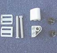 WC toilet seat spares Hinges Bolts Fittings Packs etc